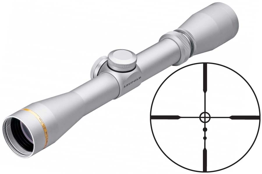 LEUPOLD ULTIMATESLAM 2-7X33MM SBR SILVER