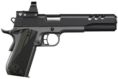 KIMBER SUPER JAGRE 10MM WITH RED DOT SIGHT