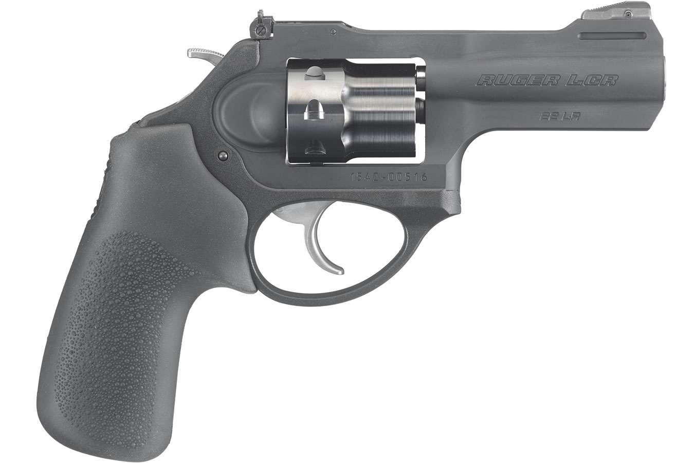 LCRX 22LR DOUBLE-ACTION REVOLVER
