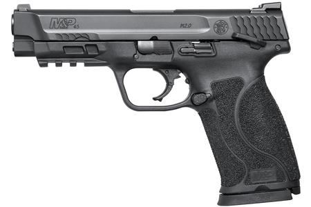 SMITH AND WESSON MP45 M2.0 45ACP WITH THUMB SAFETY