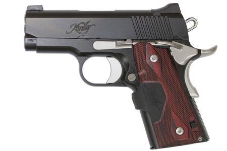 semi-automatic handguns