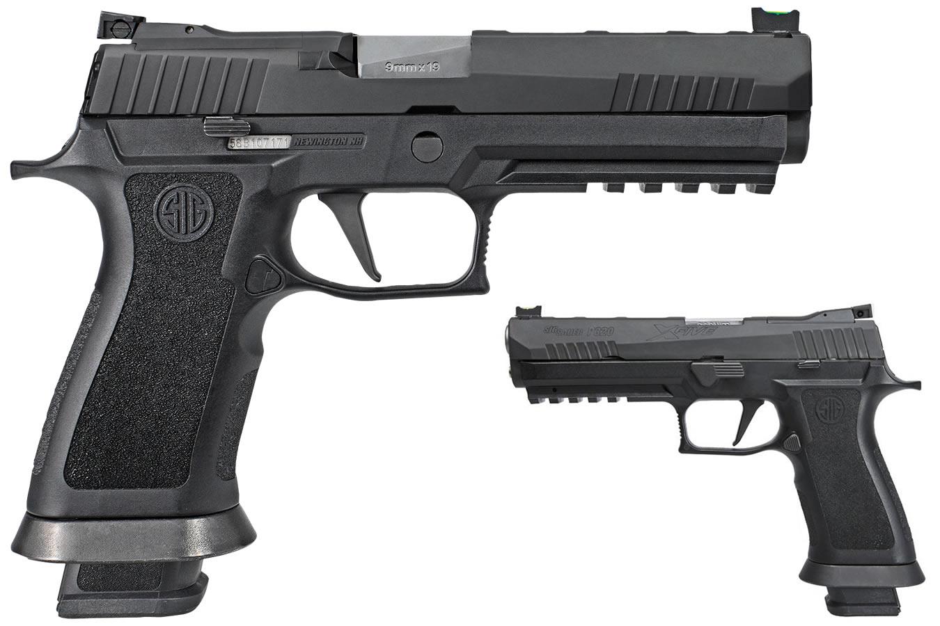 P320 X-Five 9mm Full-Size 21-Round Centerfire Pistol