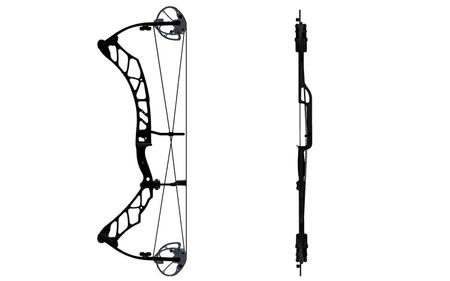 ELITE ARCHERY Impulse 34 RH 28/70 BLK