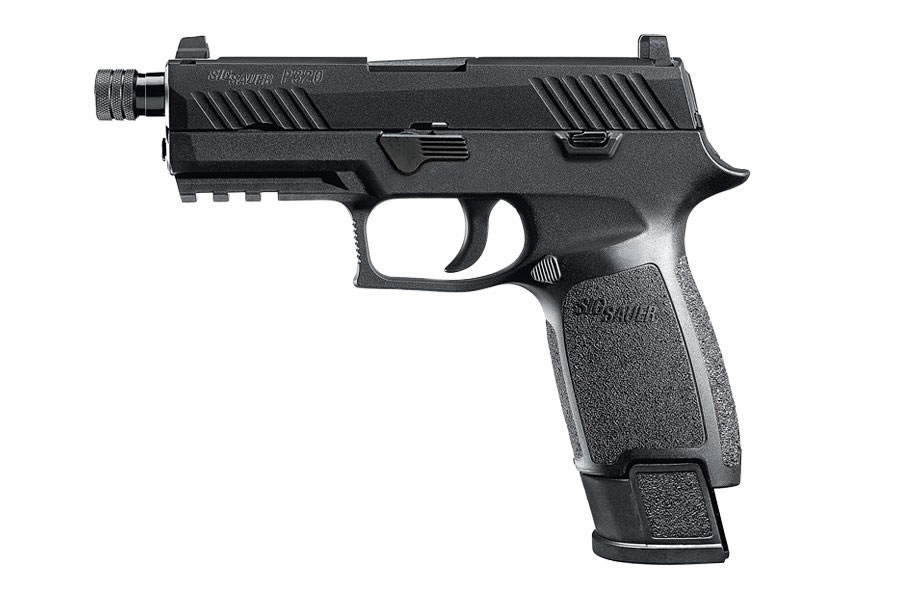 P320 Tacops Carry 9mm with Threaded Barrel