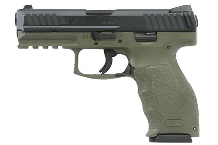 VP40 40SW WITH OD GREEN FRAME