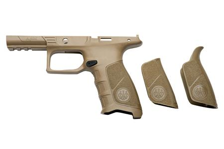 APX FLAT DARK EARTH (FDE) GRIP FRAME