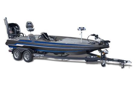 2017 ZX225 W/225 VMAX SHO AND TRAILER