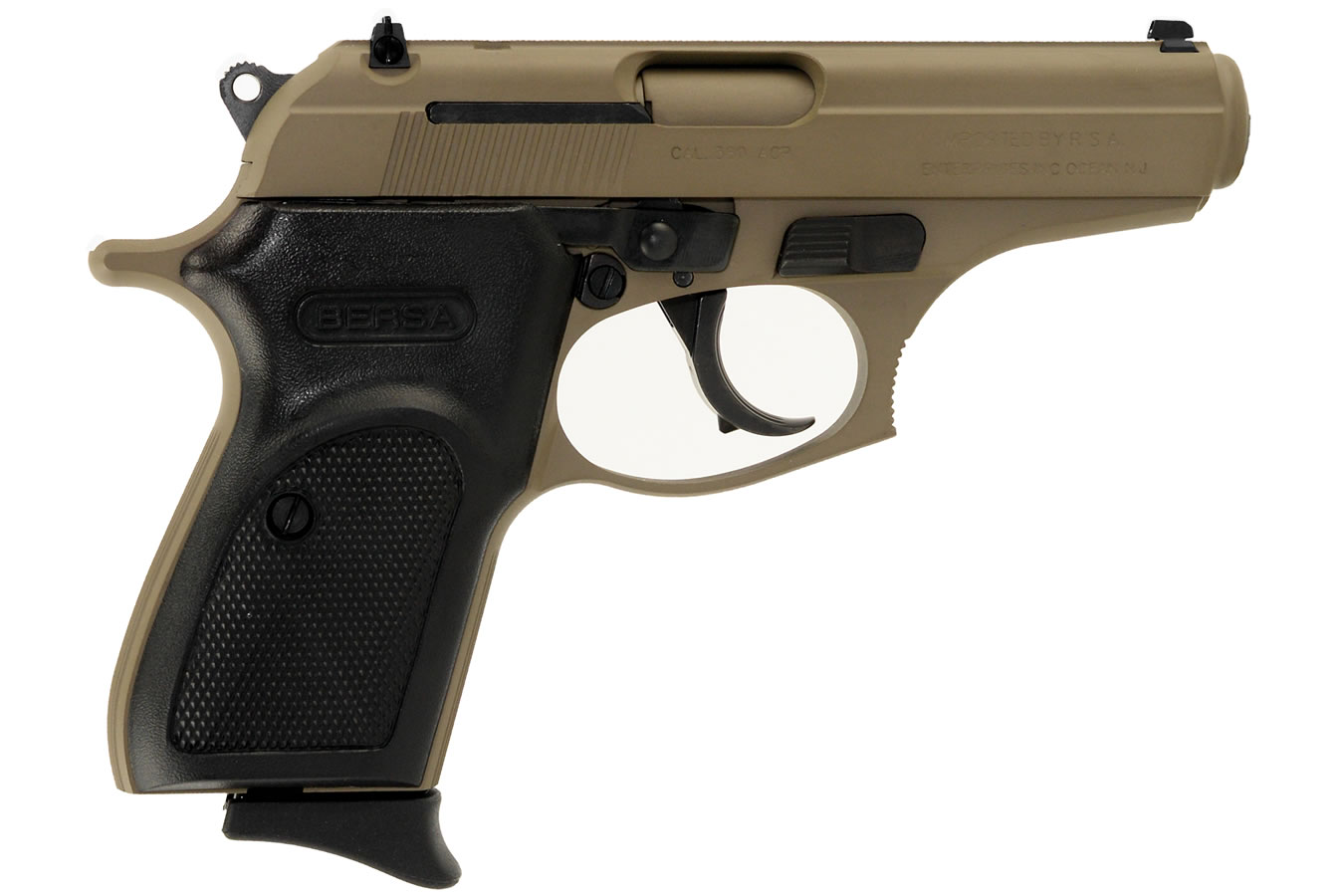 380 bersa thunder dark fde pistol earth carry flat sportsman guns conceal gun superstore firearms outdoor outdoors