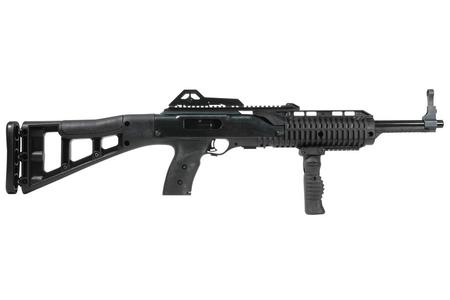 HI POINT Model 995TS 9mm Carbine with Folding Forward Grip and (2) 10-Round Magazines