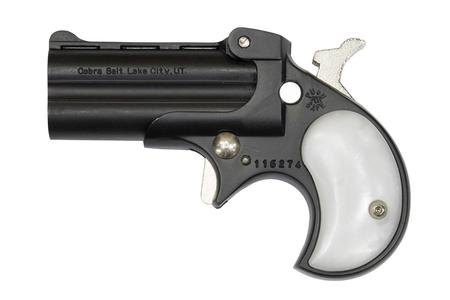 C22 22LR DERRINGER WITH BLACK FINISH