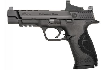 SMITH AND WESSON MP9 9MM PC PORTED WITH RED DOT