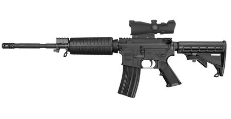 WINDHAM WEAPONRY WW-15 SRC 5.56 M4A4 WITH RED DOT