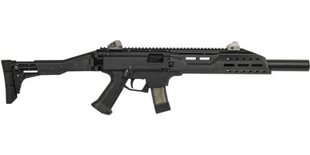 CZ SCORPION EVO 3 S1 9MM W/ FAUX SUPPRESSOR