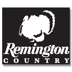 REMINGTON OFFICAL DECAL-TURKEY