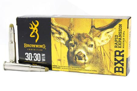 BROWNING AMMUNITION 30-30 Win 155 gr BXR Deer 20/Box