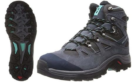 WOMENS DISCOVERY GORETEX LEATHER HIKER