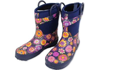 ABSTRACT BLOOMS NEOPRENE YTH BOOT