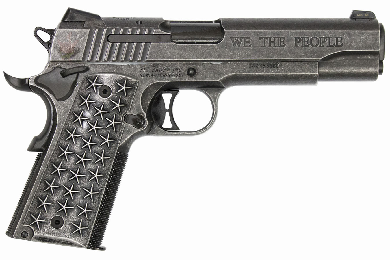 1911 45ACP WE THE PEOPLE SPECIAL EDITION