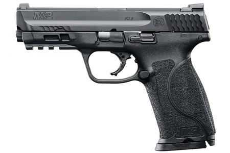 SMITH AND WESSON MP9 M2.0 9mm Centerfire Pistol with Night Sights and No Thumb Safety (LE)