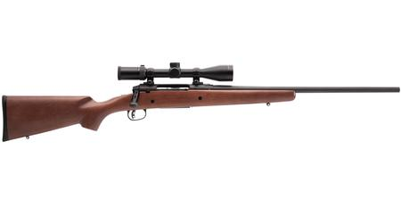 SAVAGE Axis II XP Hardwood 22-250 Remington with 3-9x40mm Scope