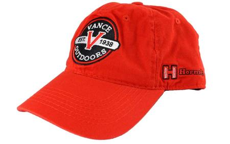 VANCE OUTDOORS AND HORNADY LOGO