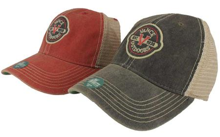 YOUTH TRUCKER HAT WITH TRADITIONAL LOGO