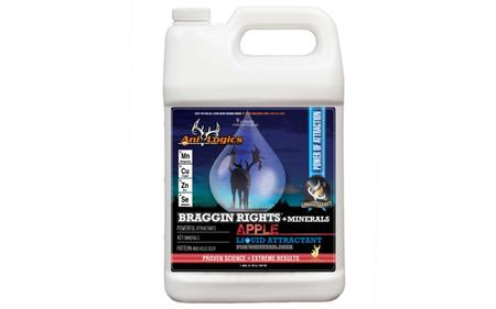 BRAGGIN RIGHTS APPLE LIQUID 1 GAL