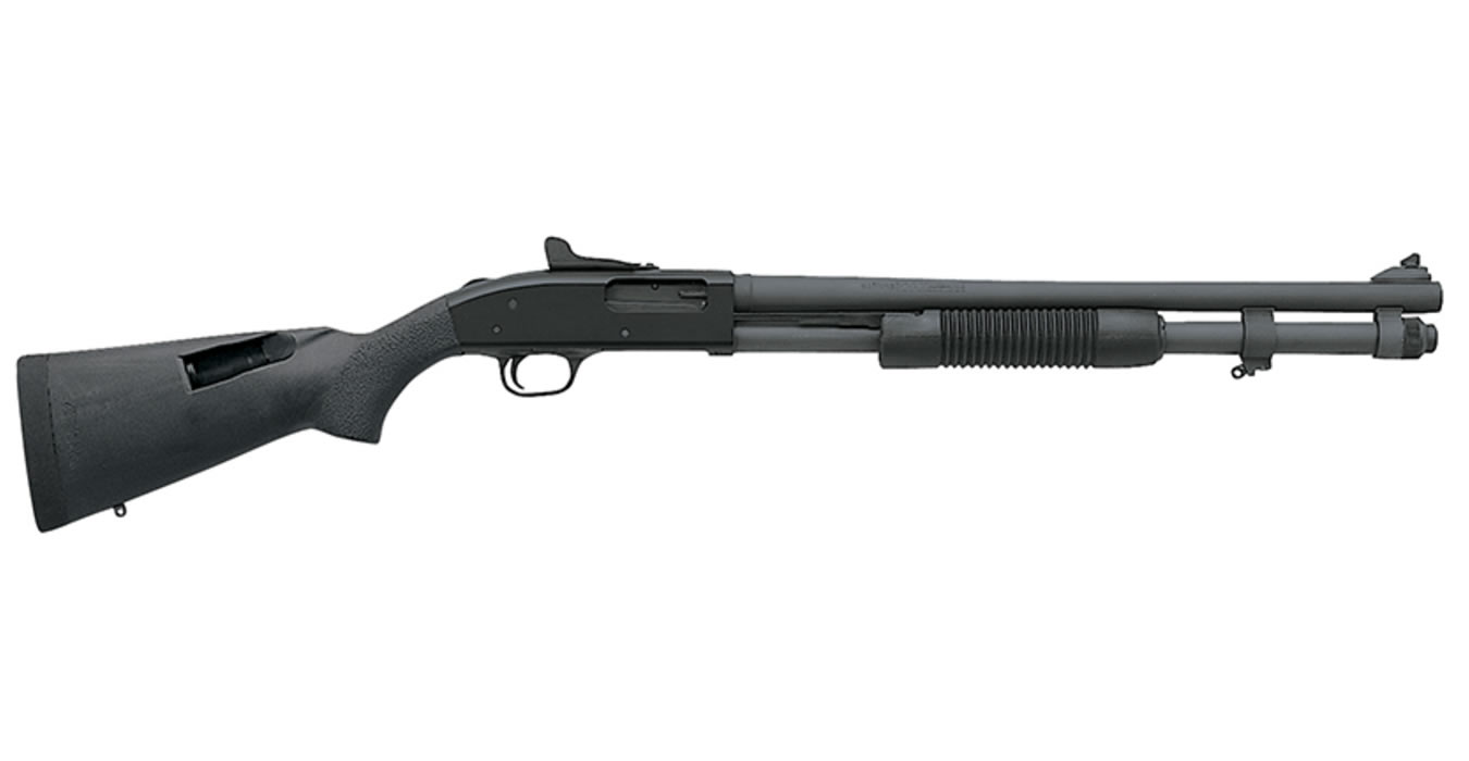 Mossberg 590a1 Tactical 12 Gauge Pump Shotgun With
