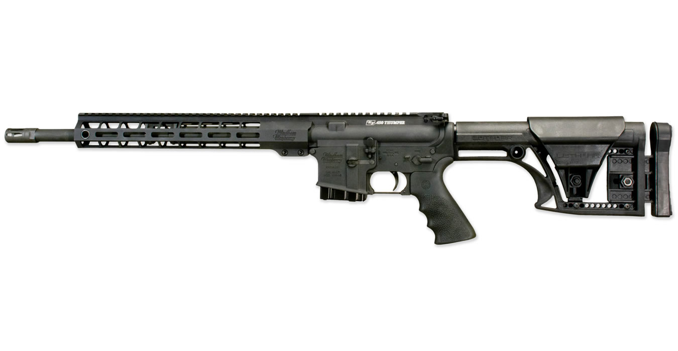 450 Thumper  450 Bushmaster Semi-Automatic Rifle