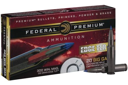 300 WIN MAG 200 GR EDGE TLR