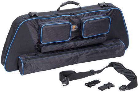 41 INCH SLINGER BOW CASE SYSTEM - BLUE