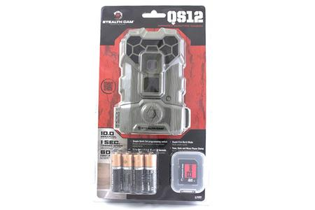 QS12 10 MEGAPIXEL GAME CAMERA COMBO