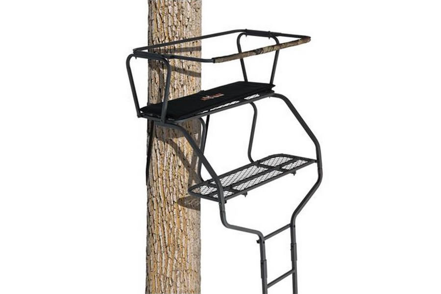 BIG GAME GUARDIAN 15 FOOT LADDERSTAND