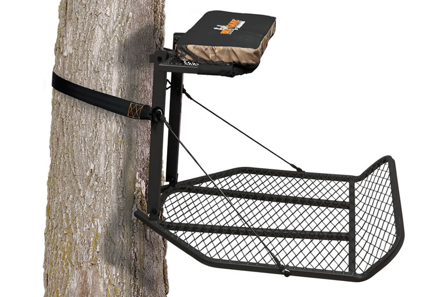 MUDDY OUTDOORS LLC BOSS XL HANG-ON STAND