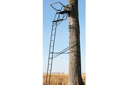 BIG BUDDY TWO-MAN LADDERSTAND
