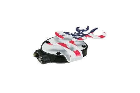 BROWNING ACCESSORIES Buck Mark Stars and Stripes Cap Light