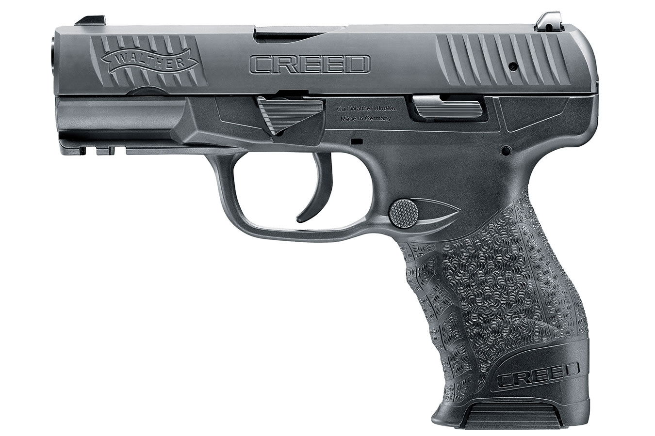 Creed 9mm 10-Round Pistol