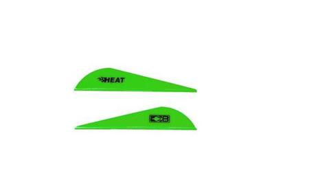 HEAT VANE 36-PACK NEON GREEN