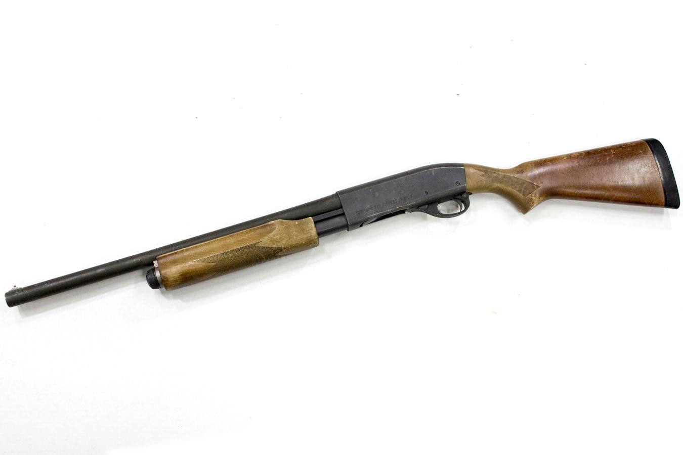 remington 870 express magnum 12 gauge police trade in shotguns