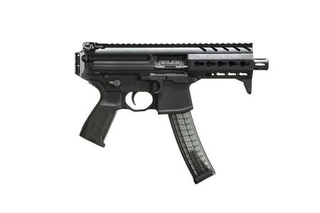 MPX 9MM PISTOL WITH 4.5 INCH BARREL