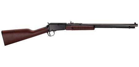 .22 PUMP ACTION OCTAGON HEIRLOOM RIFLE