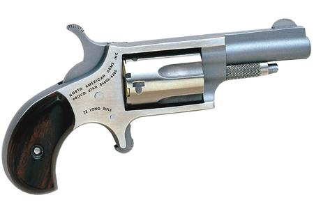 22LR MINI REVOLVER 1 5/8`` BARREL