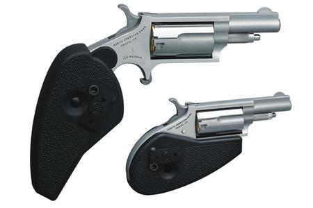 22 MAGNUM REVOLVER WITH HOLSTER GRIP