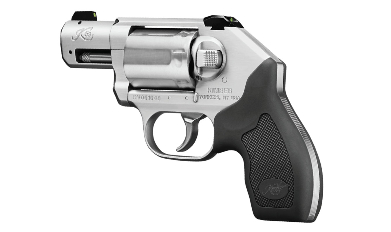 Kimber K6s Stainless 357 Magnum Double Action Revolver