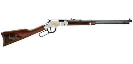 HENRY REPEATING ARMS SALUTE TO SCOUTING 22LR HEIRLOOM RIFLE