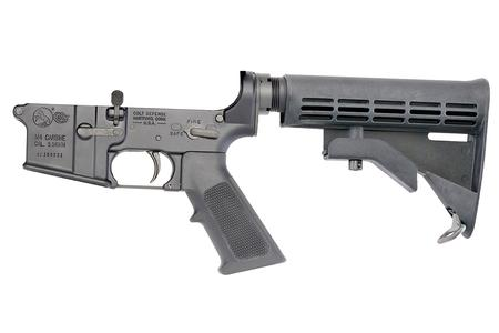 5.56X45MM M4 COMPLETE LOWER RECEIVER