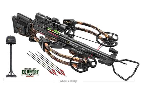 TEN POINT Carbon Nitro RDX ACUdraw Crossbow Package