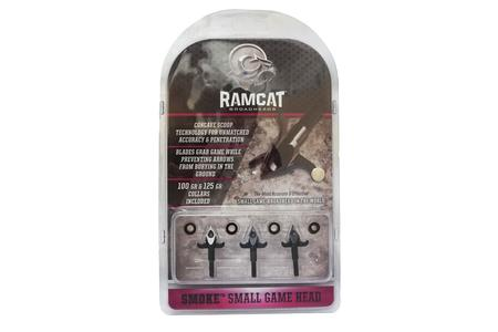 RAMCAT SMALL GAME HEAD 3 PACK 100 GRAIN