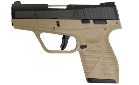 PT-740 SLIM 40SW FLAT DARK EARTH (FDE)