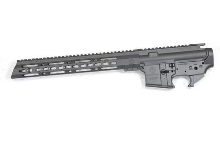 ATI MilSport 223/5.56 Upper/Lower Receiver Combo with Sniper Gray Finish